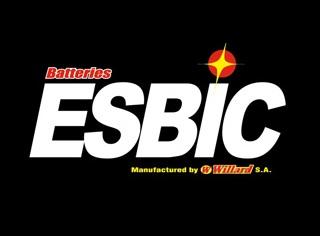Batería marca Esbic - Venta, Compra, Mantenimiento, Desvare y Recarga - Baterías para Carros Esbic